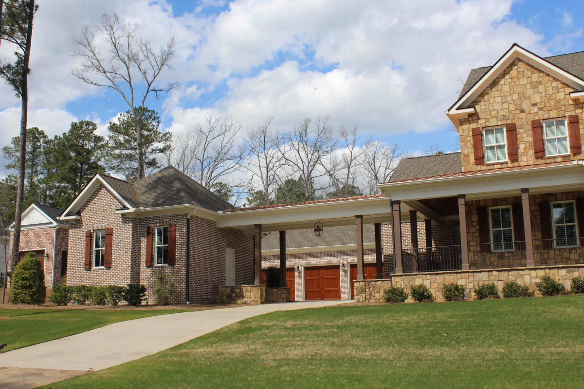 river oak construction homes