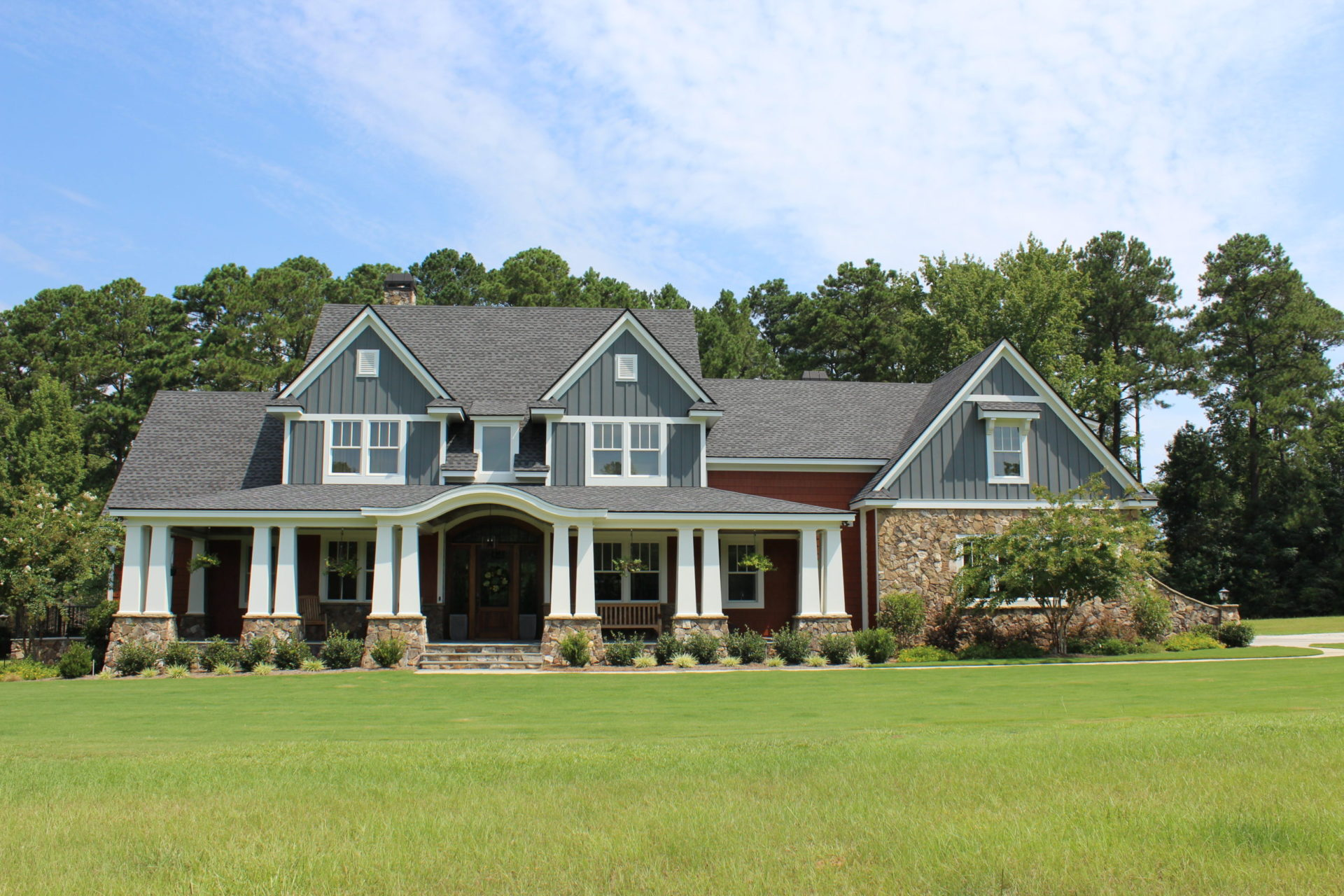 new construction home augusta