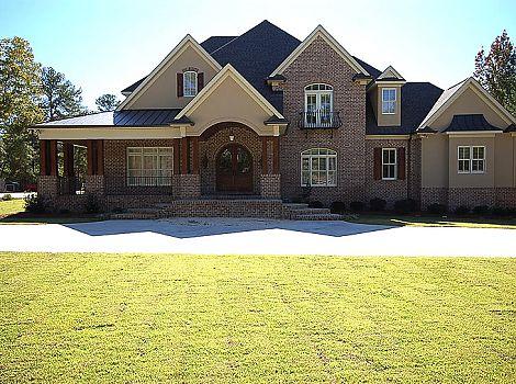custom built homes augusta